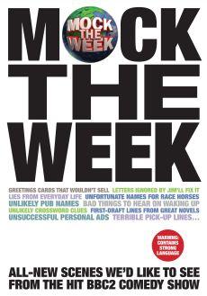 Mock The Week - 'Scenes We'd Like To See' Book