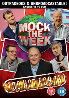 'Mock The Week: Too Hot For TV' DVD