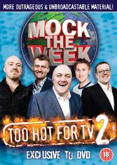 Mock The Week: Too Hot For TV 2' DVD