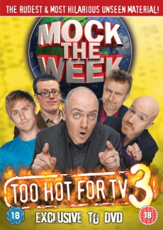 Mock The Week: Too Hot For TV 3 DVD
